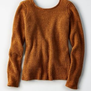 NWT Crossback Sweater